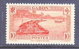 FRANCE  GABON  128   * - Gabon (1886-1936)