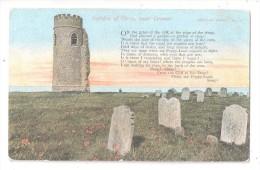 GARDEN OF SLEEP NEAR CROMER HAROLDS SERIES MACABRE GRAVESTONES GRAVE STONES CEMETERY DEATH RELATED - Angleterre
