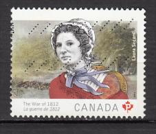 Canada, Femme, Woman, Laura Secord, Héroïne De La Guerre De 1812 - Famous Ladies