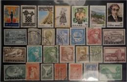 Greece-Lot Stamps (ST1) - Francobolli
