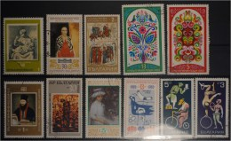 Bulgaria-Lot Stamps (ST17) - Timbres