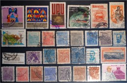 Brazil-Lot Stamps (ST54) - Timbres