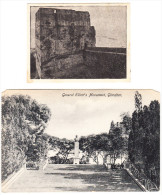 2 Items: GIBRALTAR ( See 2 Scans) - Gibraltar