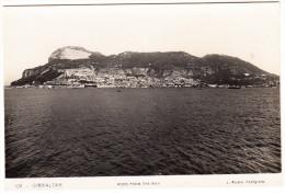 104 - Gibraltar  - Rock From The Bay  - (L. Roisin, Fotografo) - ( See 2 Scans) - Gibraltar