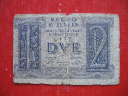 2 LIRE - Italia – 2 Lire