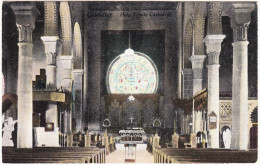 Gibraltar  - Holy Trinity Cathedral (Interior)    - ( See 2 Scans) - Gibraltar