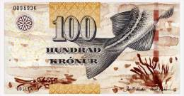 FAEROE ISLANDS 100 KRONUR 2011 Pick 30 Unc - Islas Faeroes