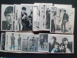 Beatles. 29 Photos. - Publicités
