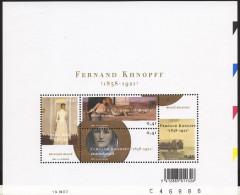 Belg. 2004 - COB N° 3229 à 3232 ** - Fernand Khnopff (107) - Unused Stamps