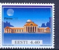 EE 2001-401 750A°PARNU, ESTONIA, 1 X 1v, MNH - Estland