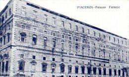 PIACENZA - PALAZZO FARNESE - FORMATO PICCOLO - C716