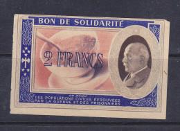 FRANCE BON DE SOLIDARITE - France