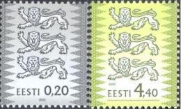 EE 2003-453 DEFINITIVE, ESTONIA, 2 X 2v, MNH - Estland