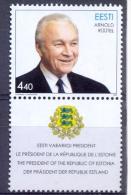 EE 2003-462 ARNOLD RUTEL, ESTONIA, 1 X 1v, MNH - Estland