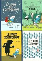 LES SCHTROUMPFS - Boeken, Tijdschriften, Stripverhalen