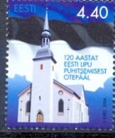 EE 2004-490 150A˛NATIONAL FLAG, ESTONIA, 1 X 1v, MNH - Estland