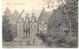 OMAL (4252) Le Chateau Tombeur - Geer