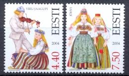 EE 2004- COSTUME, ESTONIA, 1 X V, MNH - Estland