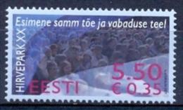 EE 2007-593 HIRVEPARK, ESTONIA, 1 X 1v, MNH - Estland