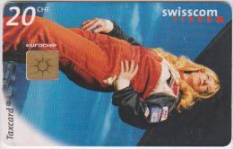 SWITZERLAND - 20CHF - CHAMPION - Schweiz