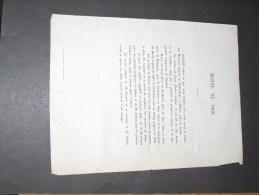 MONTE DE 1866 - Pur Sang Anglais BLAZON, Propriété De Gabriel De Denterghem à Deurle. Prix Des Saillies. - Vieux Papiers