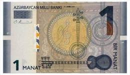 AZERBAIJAN 1 MANAT 2005 Pick 24 Unc - Azerbaïjan