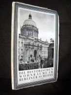 """""""HISTORISCHEN WOHNRAUME Im BERLIN. SCHLOSS"""" Chateau Allemagne Germany Deutschland 1929 ! - Architecture"""