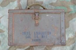 CAISSE MUNITION - 1939-45