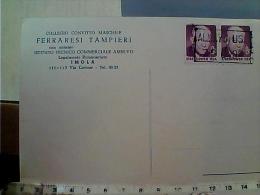 IMOLA COLLEGIO MASCHILE FERRARESI TAMPIERI V1970 EM8542 - Imola