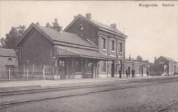 Hoegaarde - Station - Hoegaarden