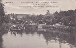 Ternat - Café Laiterie St. Anne - Ternat