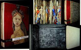"""FLAMISCHE BILDTEPPICHE"" Tapisserie Flamande Belgique Belgium Stickarbeit Tapestry 1961 ! - Art"