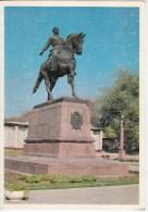 Moldova  ; Moldavie ; Moldau ; 1974 ; Chisinau  ; Monument Of G.Kotovskii ;  Postcard - Moldova