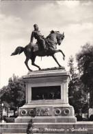 Cartolina SIENA - Monumento a Garibaldi