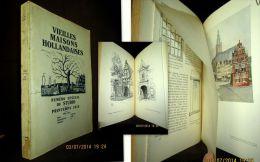 """VIEILLES MAISONS HOLLANDAISES Architecture Pays Bas Hollande Holland """"STUDIO"""" 1913 ! - Arte"""