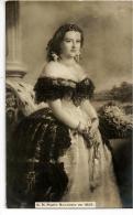 PH 1655-Belgique-SM La Reine Marie Henriette-en 1853- - Familles Royales