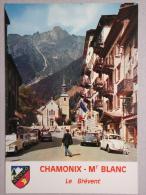 VW 1200 Coccinelle Käfer, 181 The Thing, Citroen DS, Peugeot 404, Chamonix Mont Blanc - Voitures De Tourisme
