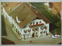 Mercedes W115, Gasthof U. Metzgerei Zum Stern, Unterammergau - Toerisme