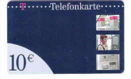 Germany - GHP - PD 02  07.03 - Blau 10 Euro - Germany