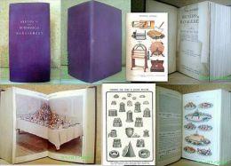 Mrs BEETON'S BOOK Of HOUSEHOLD MANAGEMENT (GUIDE To COOKERY In All Branches) Cuisine Moule Gravure Cooking Kuche 1915 ! - Keuken, Gerechten En Wijnen