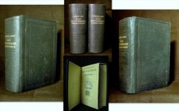PETIT DICTIONNAIRE FRANCAIS ALLEMAND Franzosisch Deutsch Worterbuch Dictionary CHARLES SCHMITT 2 Vol 1897 1ère Edition ! - Dictionnaires