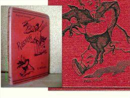 """""""READING BOOK"""" (ENGLISH LESSONS) Ecole School Anglais Reliure Paul SOUZE 1897 ! - Jahrbücher"""