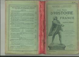 LOT DE 7 LIVRES D'HISTOIRE - Livres, BD, Revues