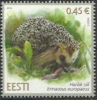 EE 2014 FAUNA, ESTONIA, 1 X 1v, MNH - Estland