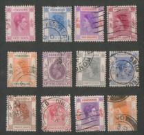 Honk Kong : British Commonwealth Stamps - Hong Kong (...-1997)