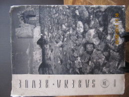 REVUE SABENA  HIVER 1955 N° IV - LIBAN - Tourism & Regions