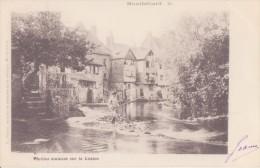 25 MONTBELIARD LA LUZINE VIEILLES MAISONS 1903 CPA BON ÉTAT - Montbéliard