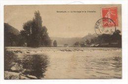 Besançon  Le Barrage Et La Citadelle - Besancon