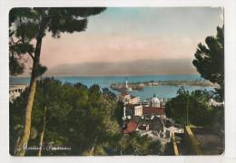 MESSINA CARTOLINA FORMATO GRANDE VIAGGIATA NEL 1954 - Messina