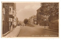 ENGLAND NEWMARKET High Street And Terrace - Angleterre